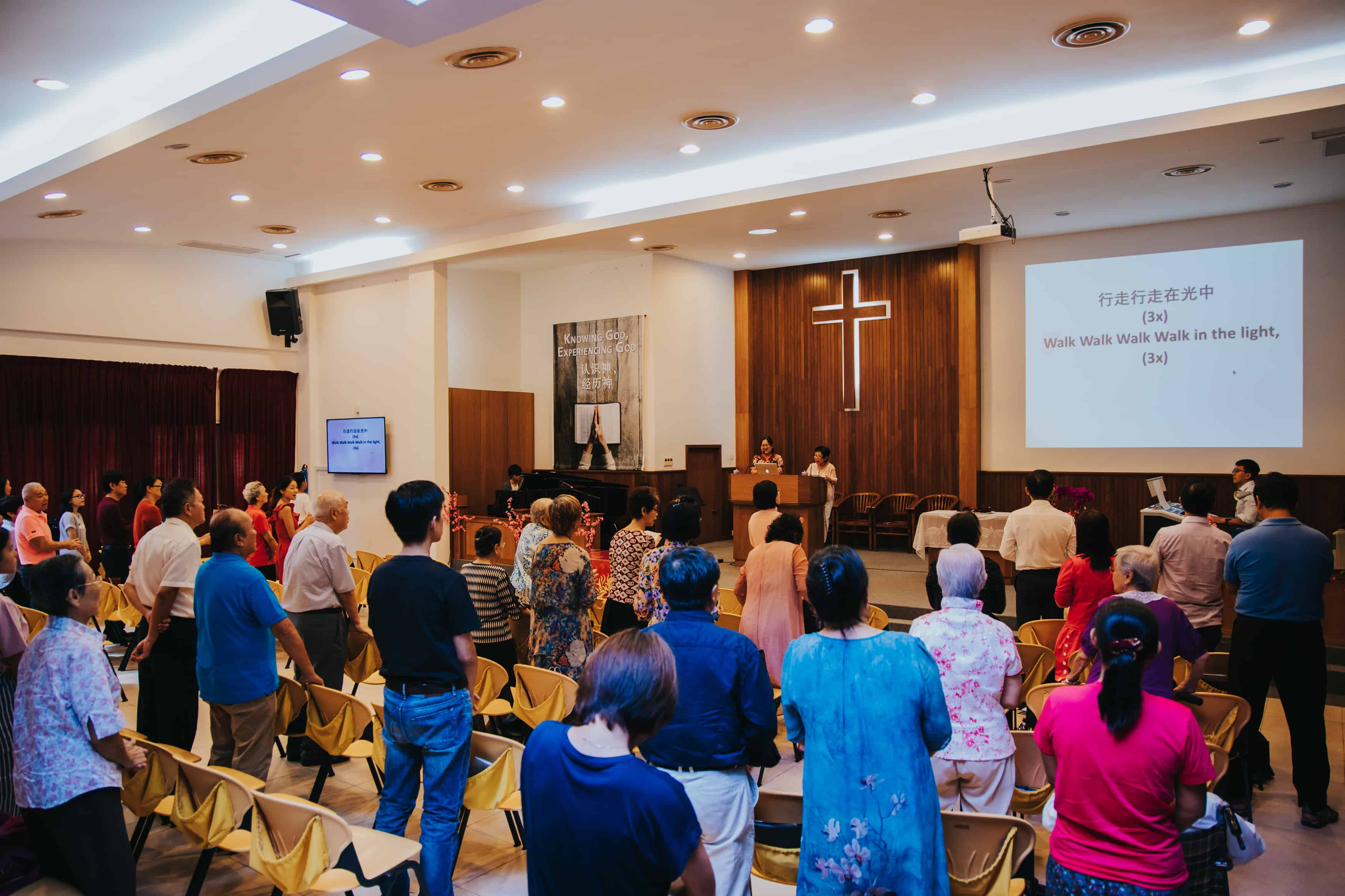 Carmel Church Service_5
