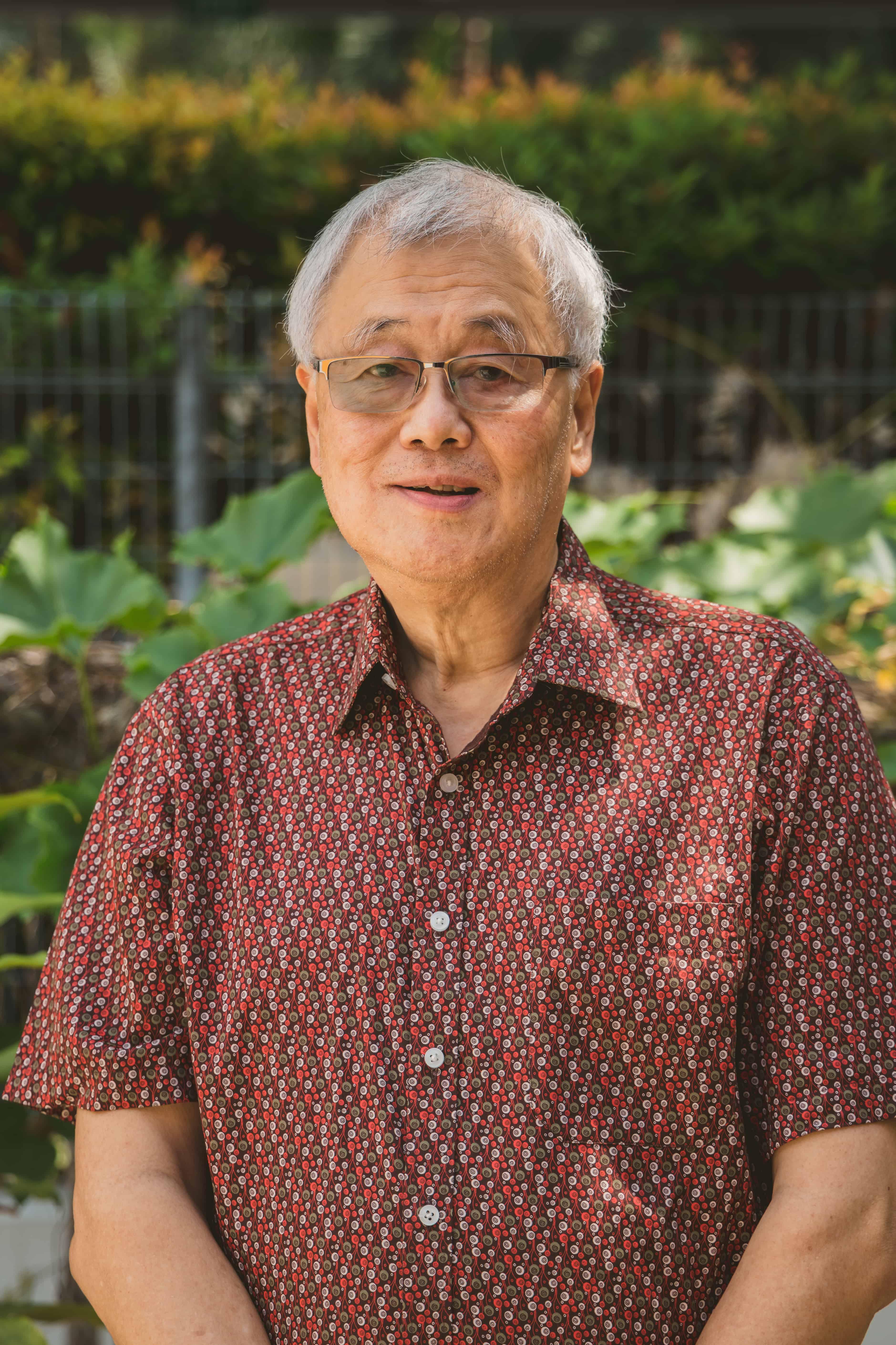 Elder Gan Tjoen Seng 颜俊生长老