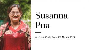 Susanna Pua Invisible Protector