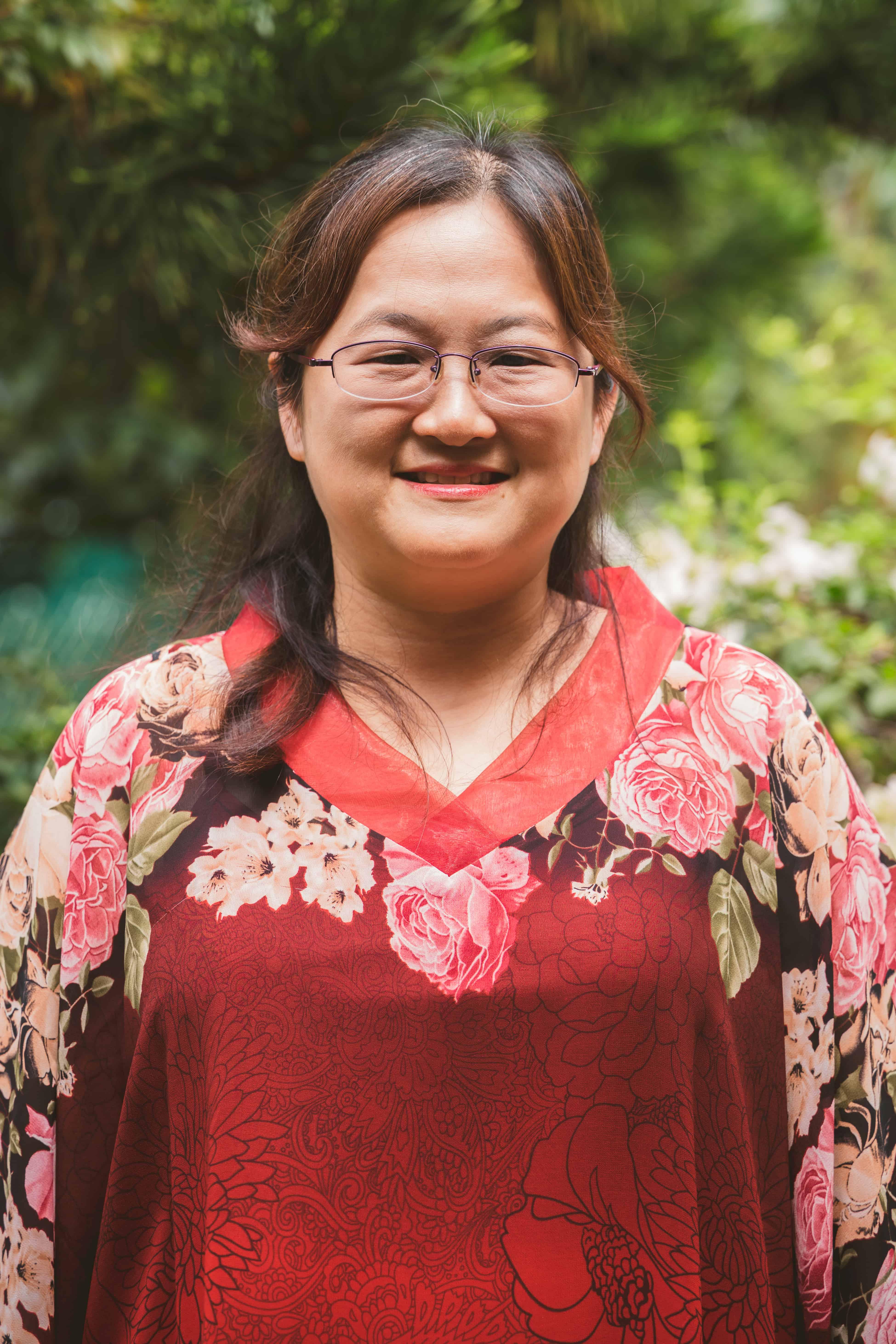 Elder Susanna Pua 潘明芬长老